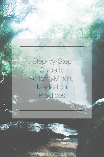 Step-by-Step Guide to Practice Mindfull Meditation